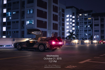 Back to the Future: The DeLorean