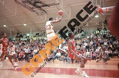 1985-1986 Men's Basketball