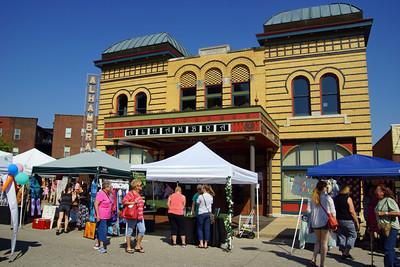 Haynie's Corner Fall Art Festival