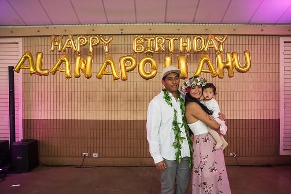 PAHU + JANINE 1ST BIRTHDAY PARTY