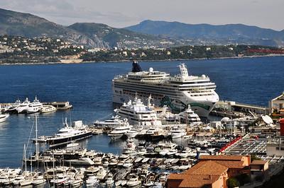 Cruise 2010 Spain, Italy