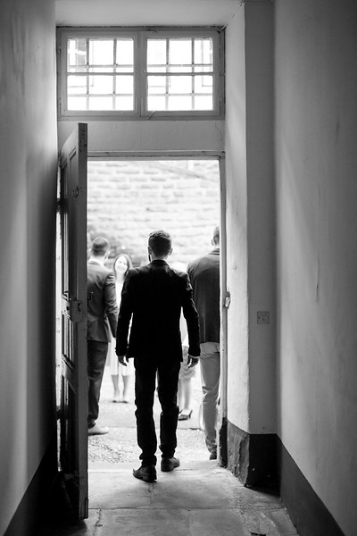 La Rici Photography - Intimate City Hall Wedding 007BW.jpg