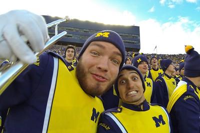 Selfie Yuba - Penn State 2018