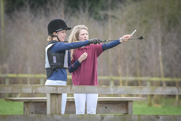 Lincomb Equestrian Arena Eventing, Sunday 19th February 2017