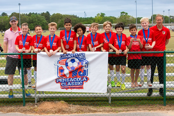 Gulf Coast Texans 09 Superliga April 6-7