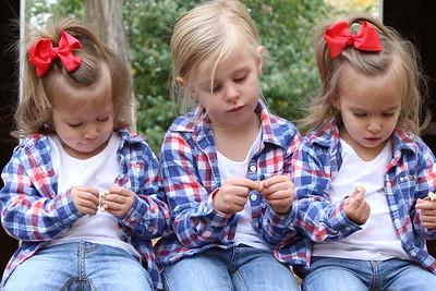 Alonni, Willow & Emma