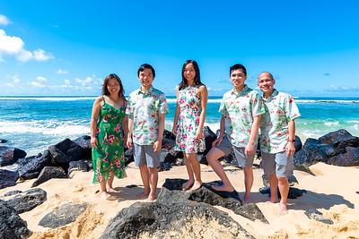 Wong Family Vacation 2021