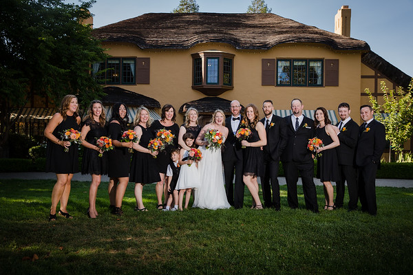 Family + Bridal Party Formals