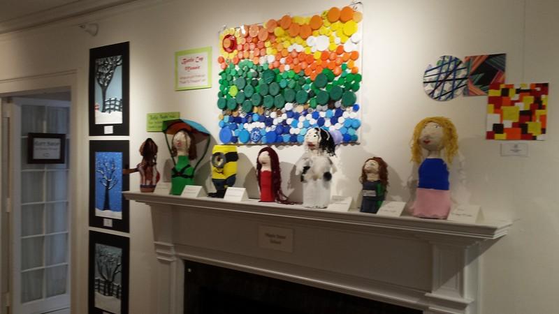 SVAC - Art from Schools Exhibit
