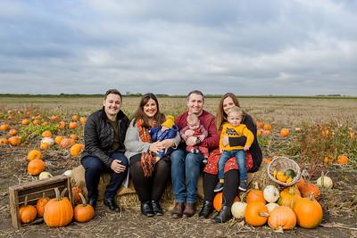 Sophia, Megan and Families