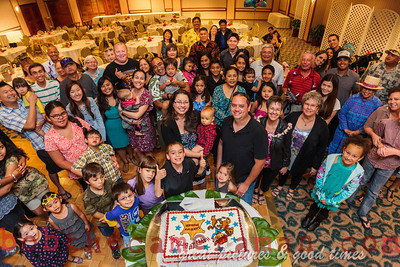 Parker's First Birthday Party - February 9, 2013