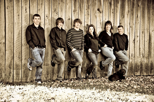 Crafton Family 2010