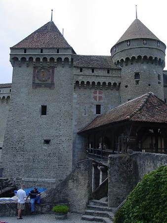 Chateau Du Chillon, CH