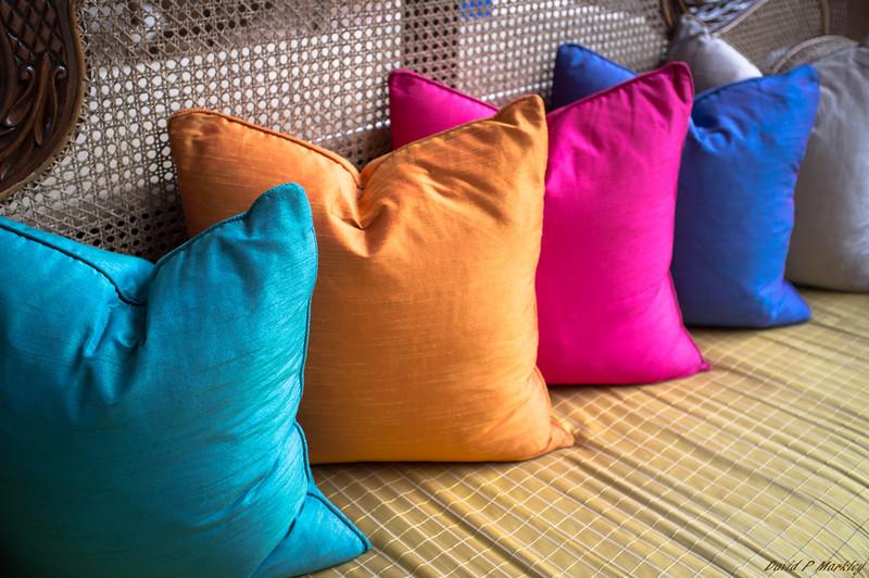 Vibrant Pillows