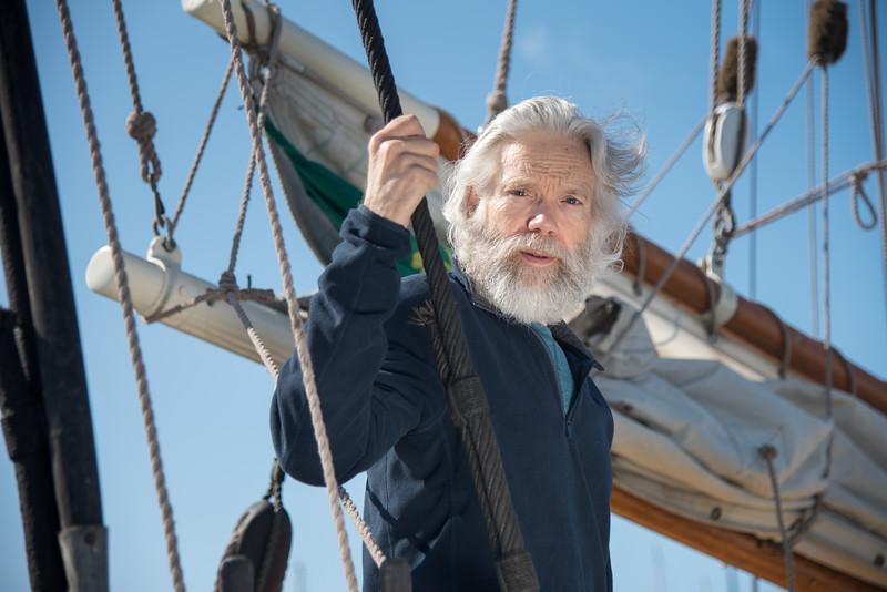 Charles Shaw Robinson as The Ancient Mariner