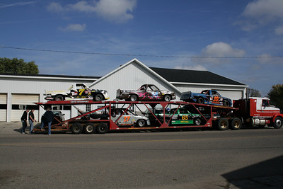 ELKO Oct 18th Pro-4 Trucks and Short trackers