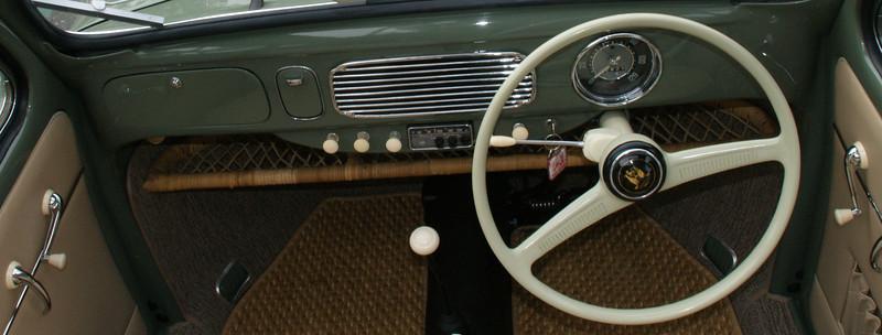 """Gary's """"57 RHD Oval Rag"""