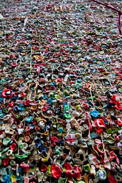 Seattle - Wall Of Gum