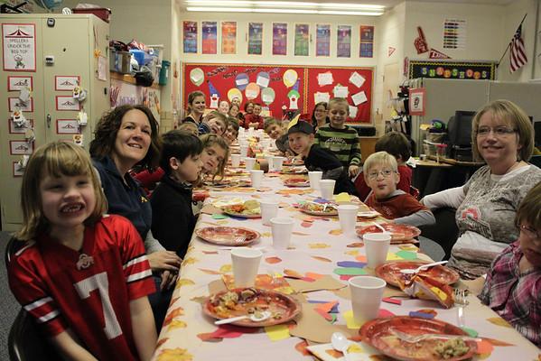 Mrs. Johnson's feast 11-2011