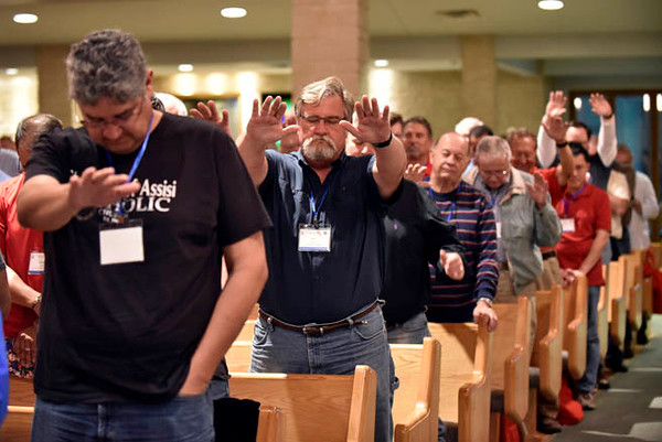 North Texas Catholic Men's Conference 2017