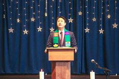 Korean Disciples UMC Chartering Ceremony [January 26, 2020]
