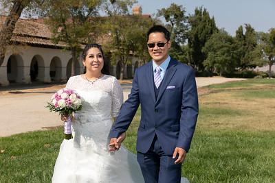 Gloria & Henry Wedding 8-29-20
