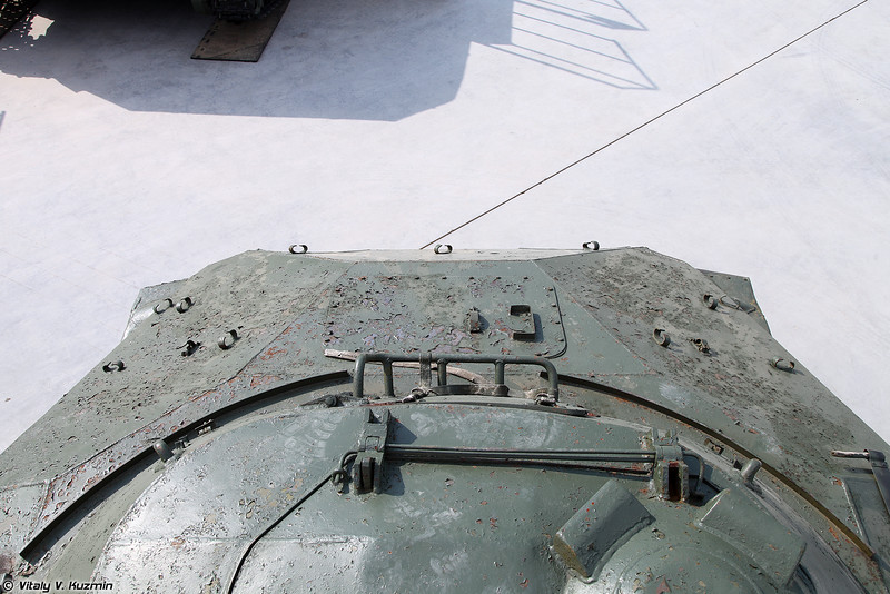 Опытный легкий плавающий танк К-90 (Experimental light amphibious tank K-90)