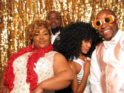 Laneisha & Lamont's Wedding