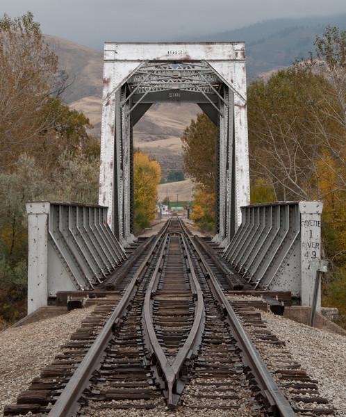 Rail Road Bridge.
