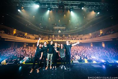 Underoath - Hard Rock Live Orlando - 4/24/16