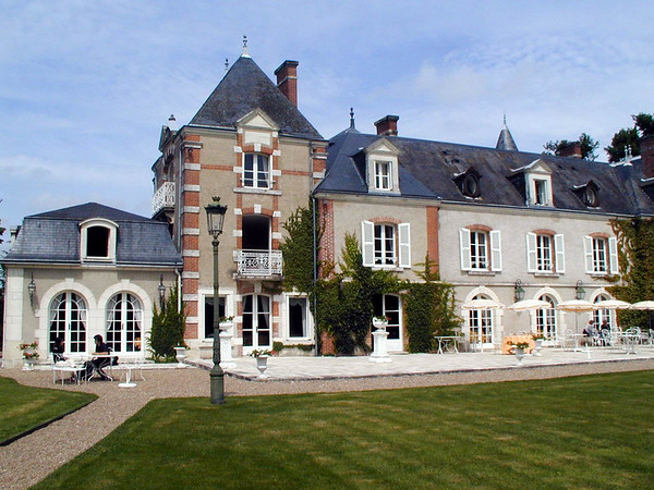 Hotel Restaurant -  Domaine des Hauts de Loire