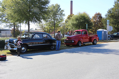 Gibsonville Cruise-In -  Gibsonville, NC - 10/26/2013