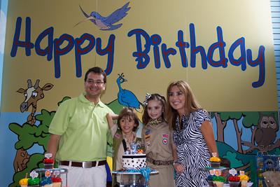Cumpleaños Pablo y Sofia Martinez 2010