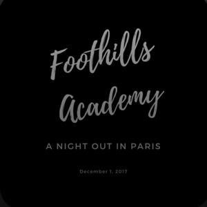 120117 - Foothills Academy