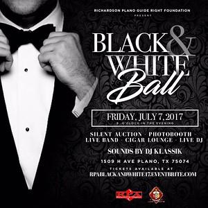 2017 Black and White Ball