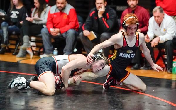 Batavia vs. St. Charles East Wrestling 12/14