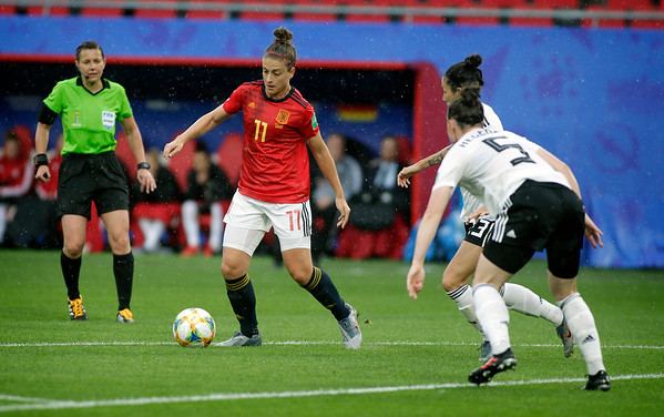 20190612 - FIFA World Cup Women - Germany - Spain