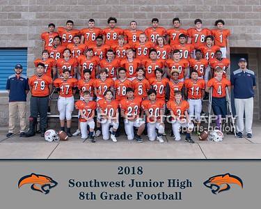 Southwest 8th Grade Football