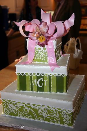 Montague-Collentine Wedding
