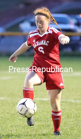 Girls Soccer – Saranac vs. AuSable Valley