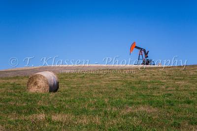 Saskatchewan's Bakken Oil Field