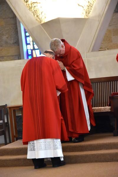 Blessings before the Gospel reading