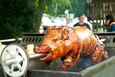 2015 08-01 Pig Roast