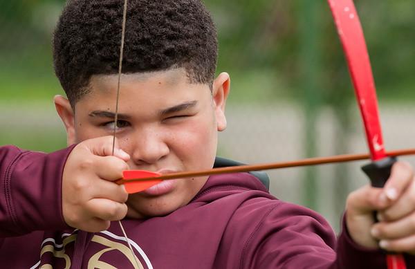 2014-2015 5th Grade Archery