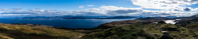 Looking Out to Raasay