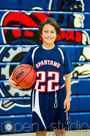 2017-18 Middle School Boys JV Basketball