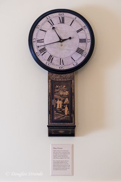Clock, Virginia Capitol