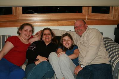 Glick Family Visit 12/30/07