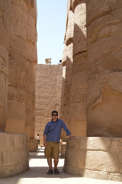 30490_Luxor_Mike at Karnak Temple.JPG