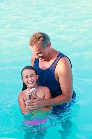 Sophie's Baptism 7-6-2011